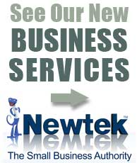 See our New Business Services, we have partnered with Newtek Business Services